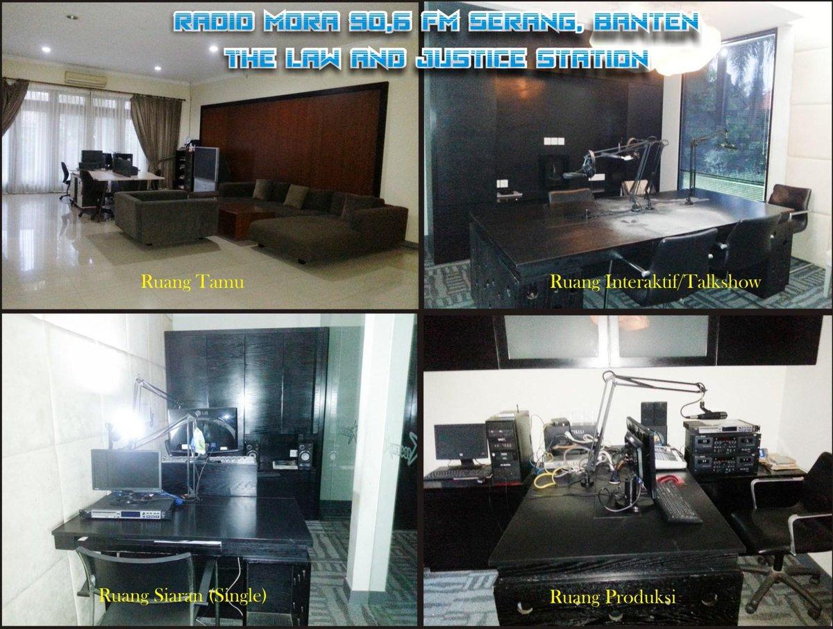 Radio Mora Nusantara On Twitter Kantor Studio Radio Mora 906 Fm