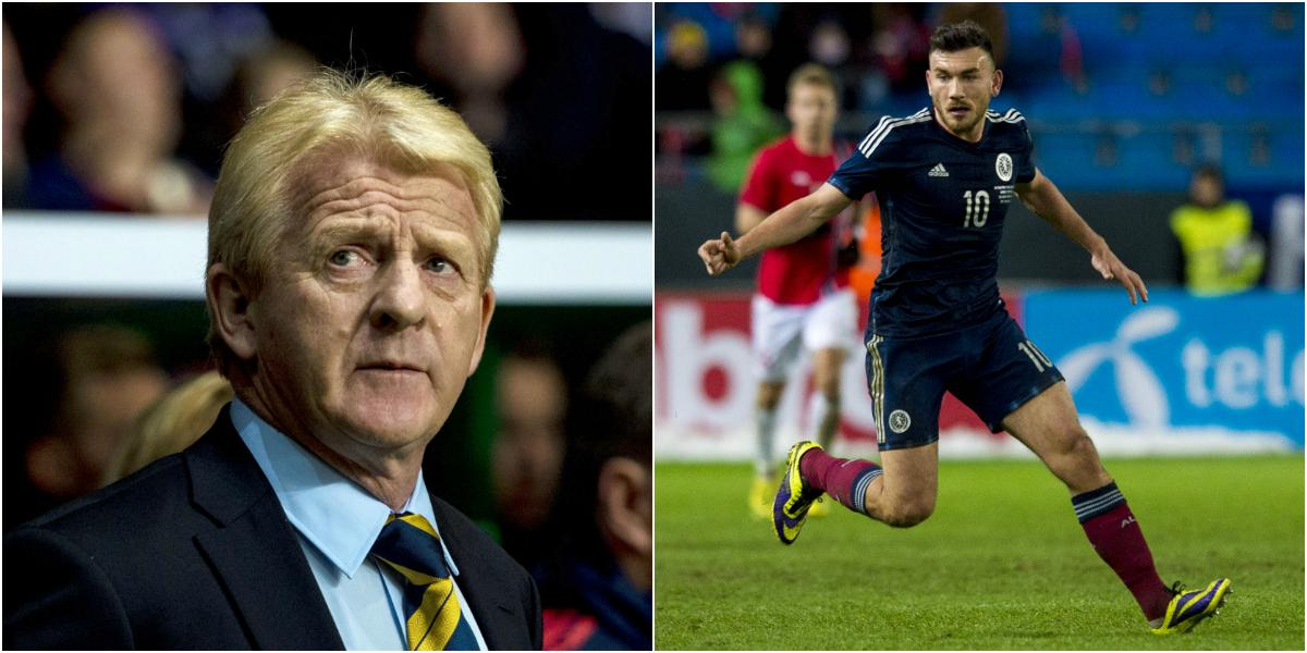 This week's guests are Scotland boss Gordon Strachan and Robert Snodgrass... don't miss it! http://t.co/0v5SsLfx6n