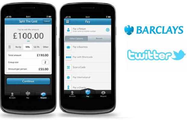 Barclays first UK bank to offer Twitter payments- http://t.co/dTlIr6aSze http://t.co/ILflLa991u