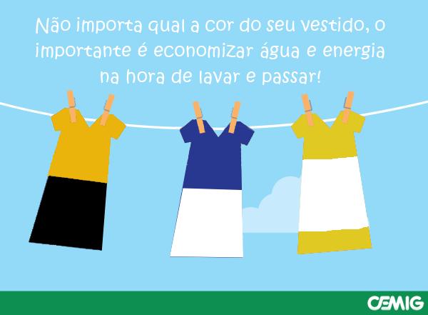O importante é economizar! ;-) #vestido #qualAcor #pretoEazul http://t.co/vd0eoP20o3