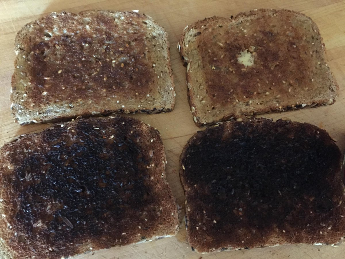 Same toaster. Same settings. But yeah let's make some self-driving  cars. http://t.co/WWF1yAS0IA