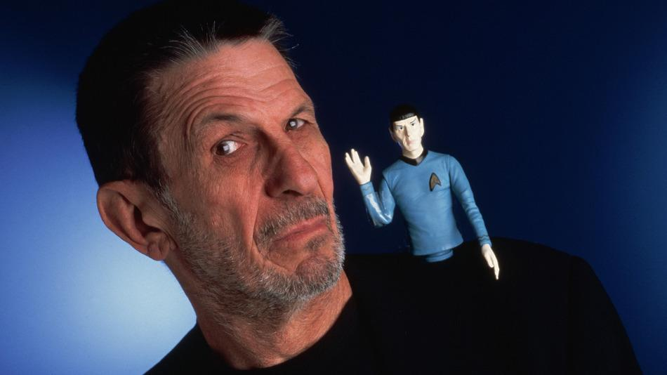 Live long and prosper sir ✌️ http://t.co/l5PFGZwUh9