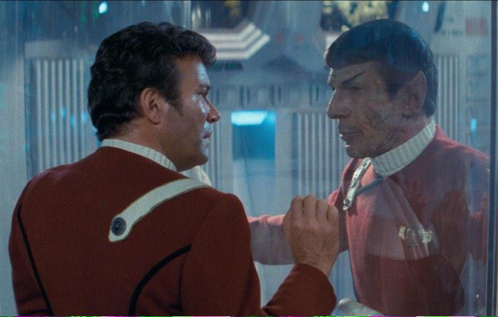 This is genuinely sad news. He was Kirk's true friend and a true friend to us all. Good journey, Leonard Nemoy. http://t.co/5vRYr8egZm