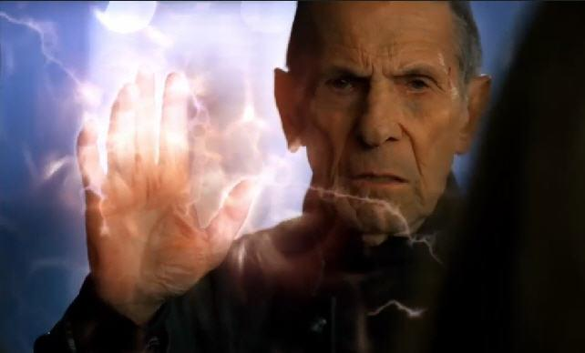 RIP Leonard Nimoy, I hope in a parallel universe you are still out there. #rip #fringe http://t.co/e9QFkWt2h4