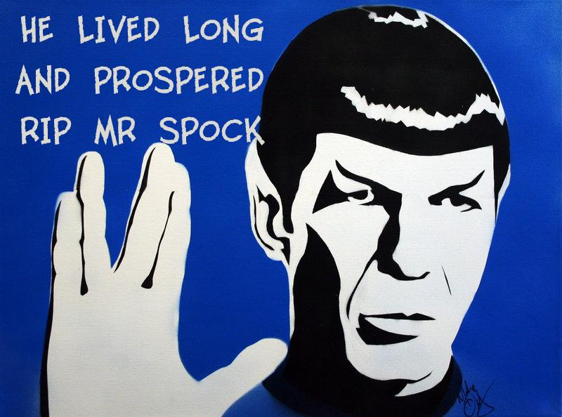 #LLAP  RIP Mr Nimoy http://t.co/0okk0lensY