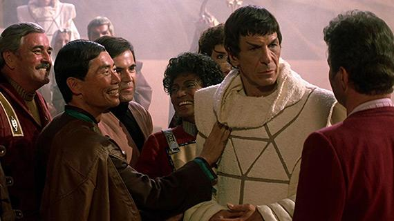 Was tempted to tweet a picture of Nimoy from that scene at the end of Wrath of Khan, but I prefer to think of this: http://t.co/VWzUQNsv96