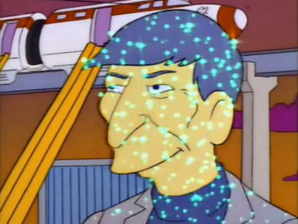 """""""My work is done here."""" And what great work it was. RIP Spock. /cc @SimpsonsQOTD http://t.co/twtZ6GVpzT"""
