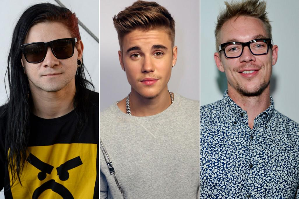 "Listen: @JustinBieber joins @Skrillex & @Diplo for their somber track ""Where Are U Now"" http://t.co/dwolRRgKS0 http://t.co/YV7UYS5Dxz"