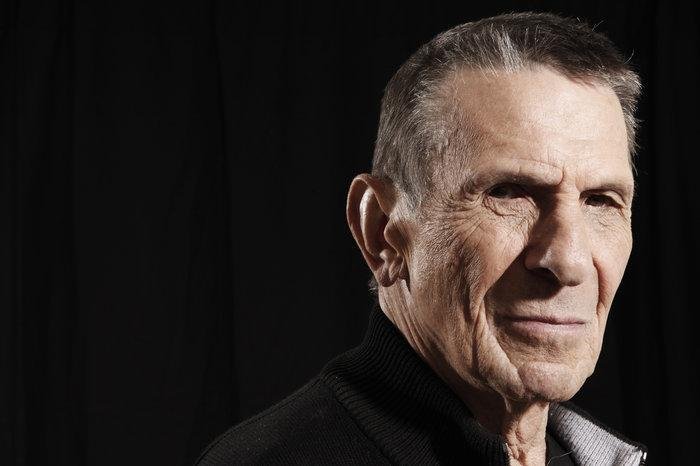 Rest in peace Leonard Nimoy. Thank you for the years of going boldly. http://t.co/2P8ZAr0kAr http://t.co/a6Xl0YOOie