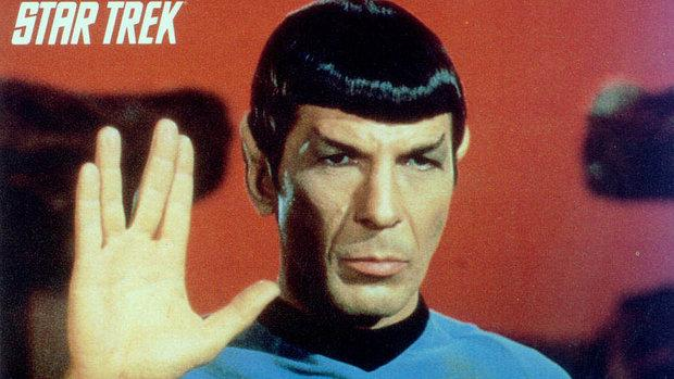 'Vida Longa e Próspera': Morre o Sr. Spock, de 'Star Trek' http://t.co/NyNnKwLelm