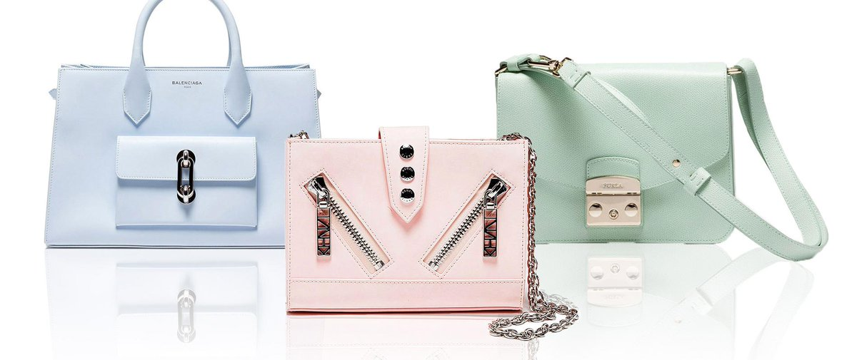 Sacs à main : on dit oui aux pastels ! http://t.co/AzMk70PH33 #shopping #fashion #sac