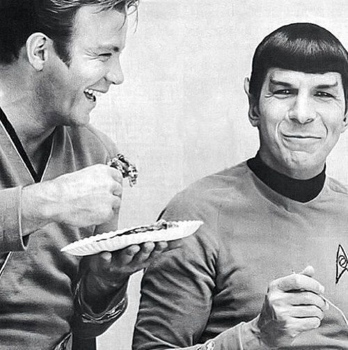 #RIPSpock The original game changer who taught us that being weird was kinda cool #stayweird http://t.co/8Fb4roo2r8