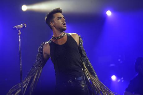 ADAM LAMBERT Interview : Share if you are buying his album this summer! http://t.co/SNazAdV7jZ