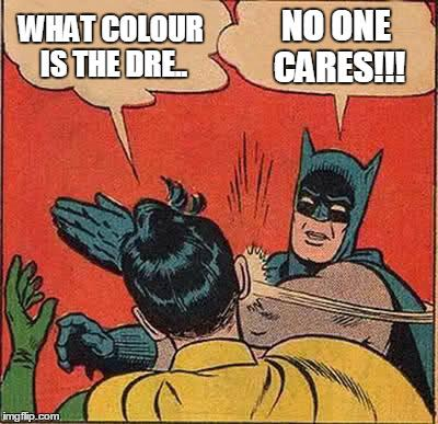 I'm with Batman on this one ... #TheDress http://t.co/7x2tuX2dOX