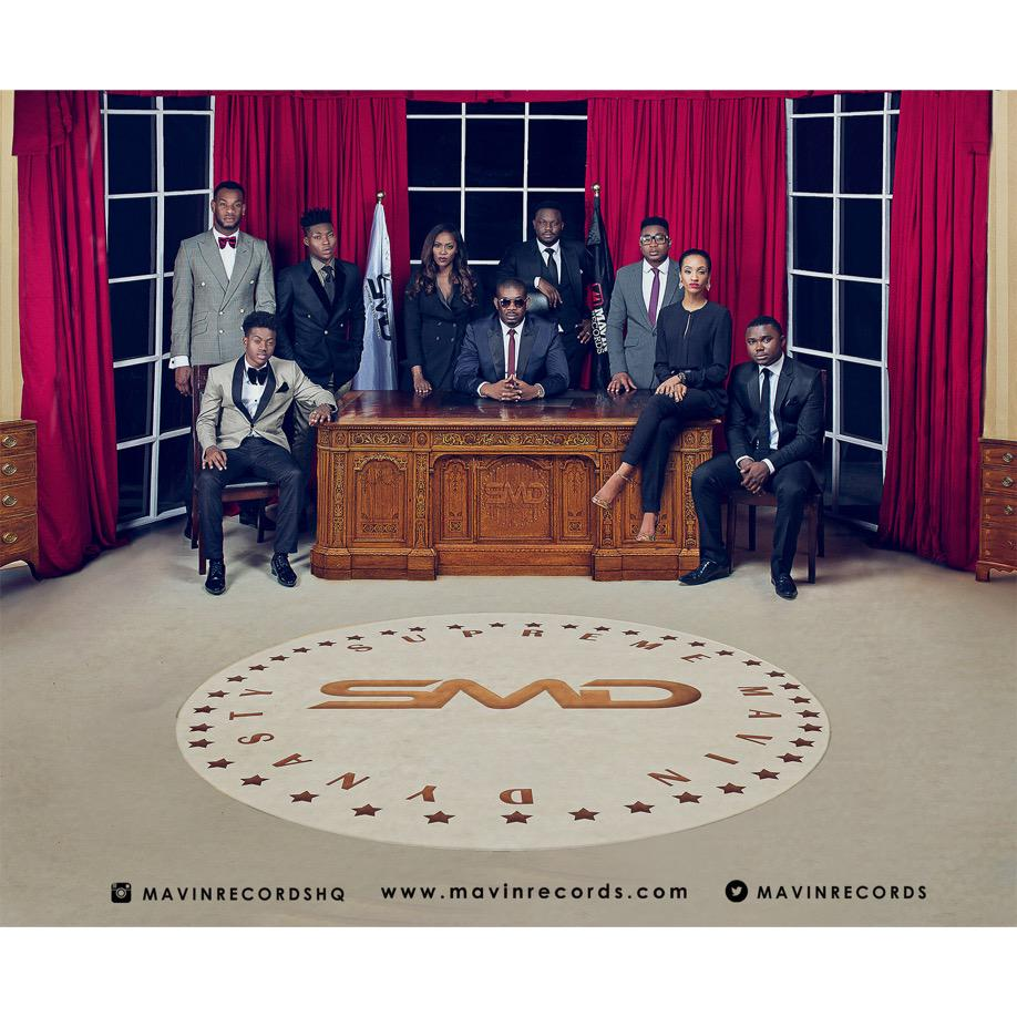 Photos ; Revealing the Supreme Mavin Dynasty.
