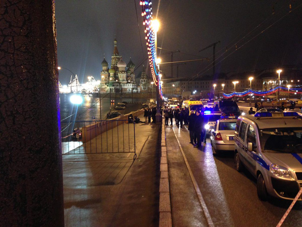 Agguato a Mosca: freddato Boris Nemtsov, oppositore di Putin