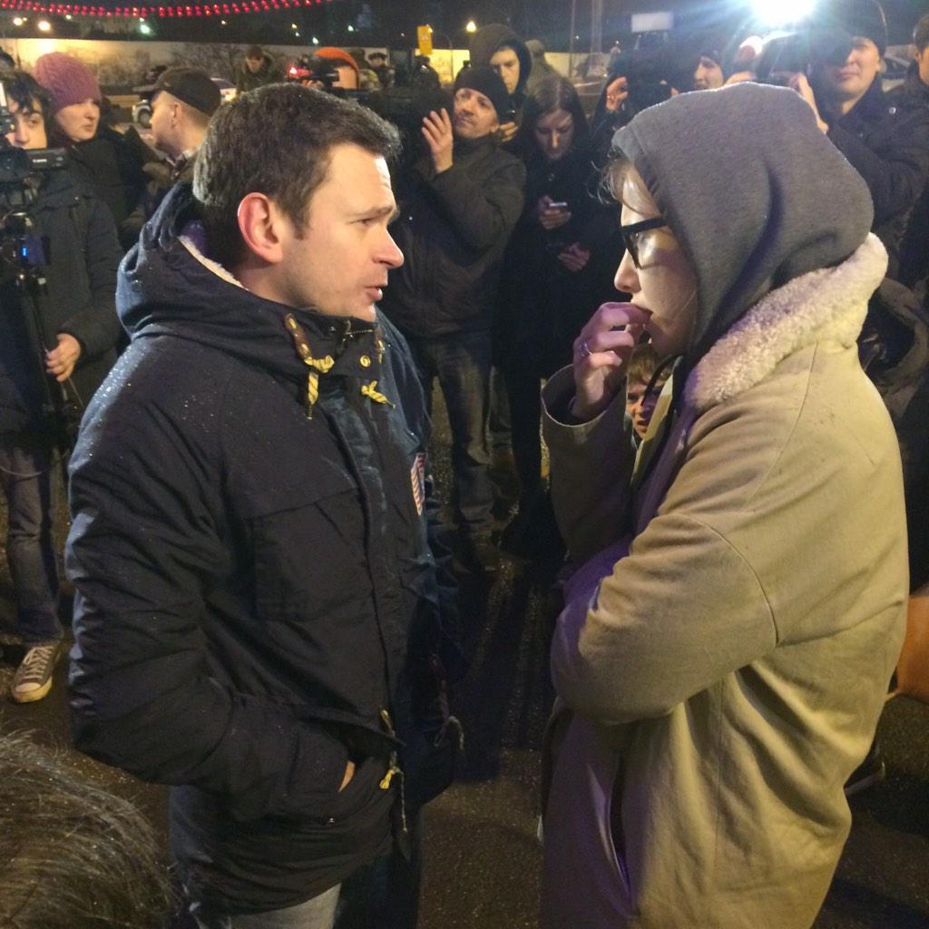 В Москве убит российский политик Борис Немцов
