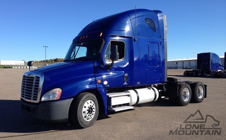 Lone Mountain Truck Leasing On Twitter 2011 Freightliner Cascadia