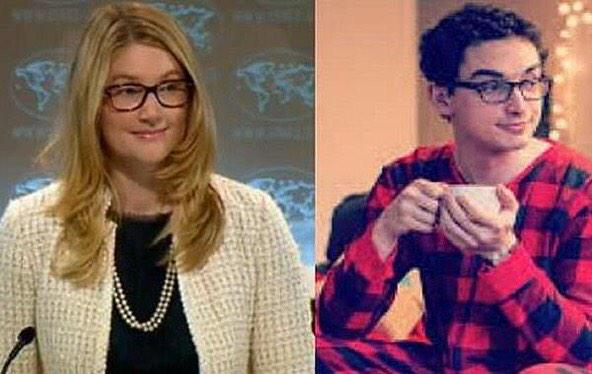 Marie Harf flustered over Hillary private email questions