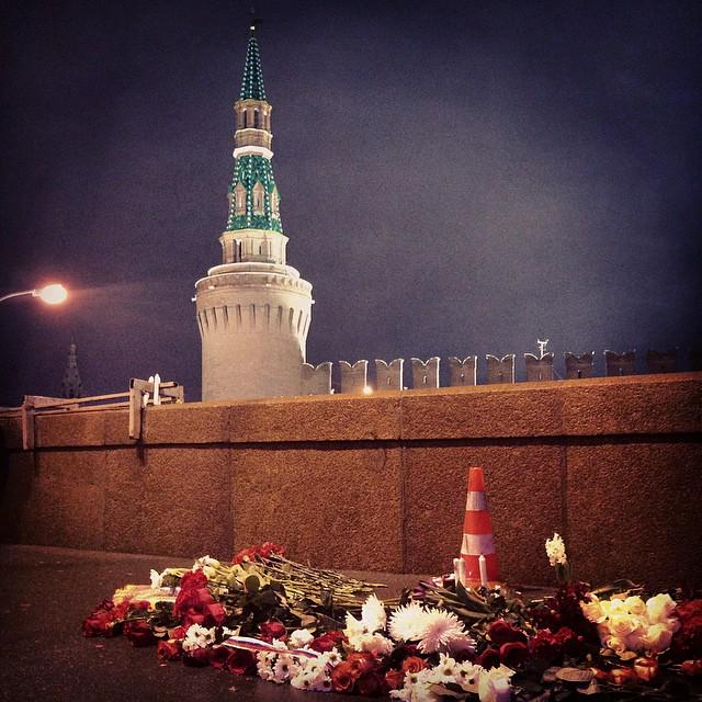 Грибаускайте об убийстве Немцова: Россия скатывается в темноту террора против собственного народа - Цензор.НЕТ 7540