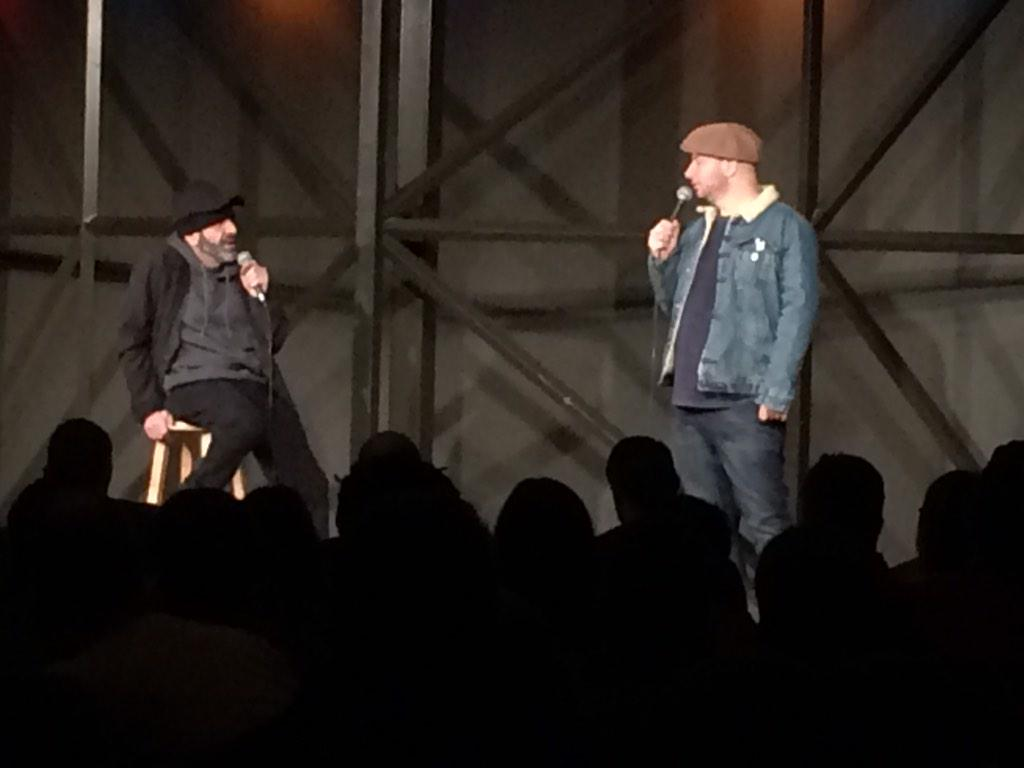 2 greats on our stage! @attell @realjeffreyross http://t.co/ybwTDbJNzE