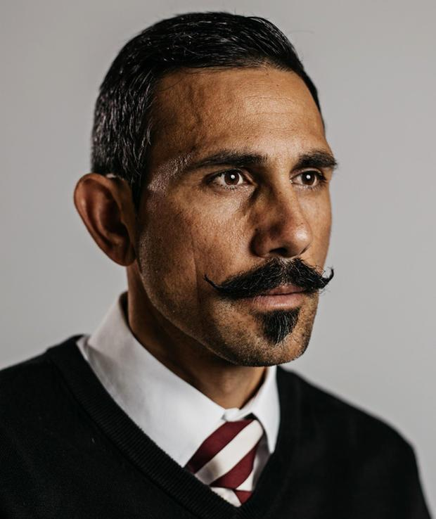 Colorado Rapids Head Coach Pablo Mastroeni moustache