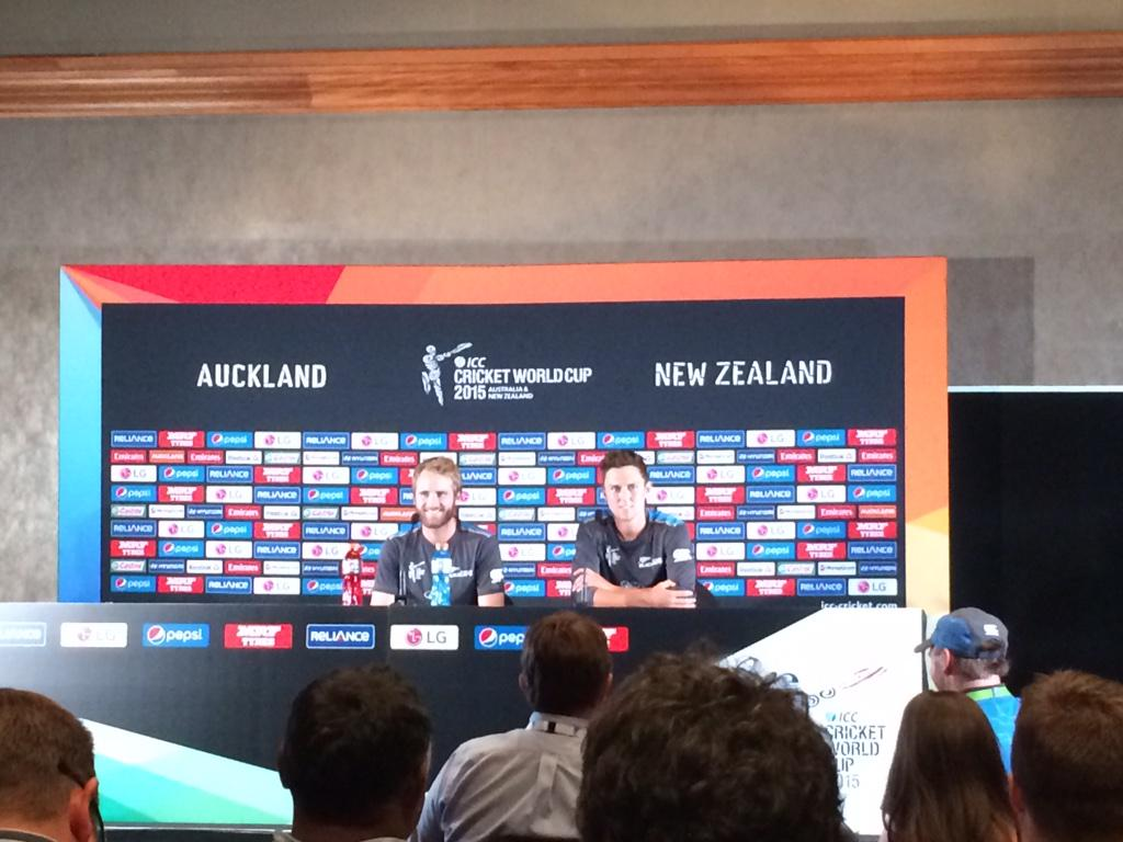 """Kane: """"I was looking to hit a boundary, ideally a six"""" #CWC15 ^RI http://t.co/YrRI7Wwh1y"""