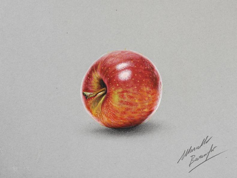 76+ Gambar Apel Pensil Terlihat Keren