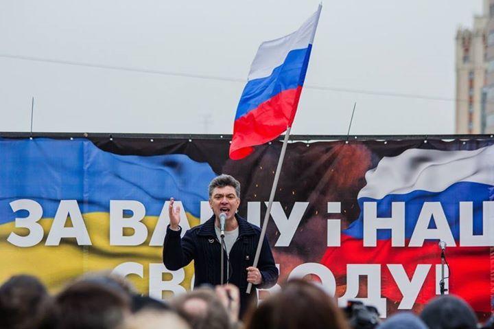 Российские телеканалы уже сообщили, что Немцова убили из-за ревности - Цензор.НЕТ 4476