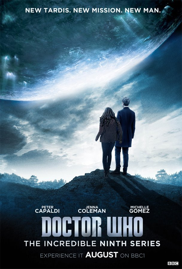 Doctor who today on twitter quot an unofficial doctorwho season 9 poster