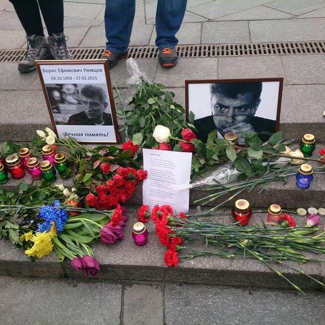 Порошенко, Турчинов и Климкин шокированы убийством Немцова - Цензор.НЕТ 2292