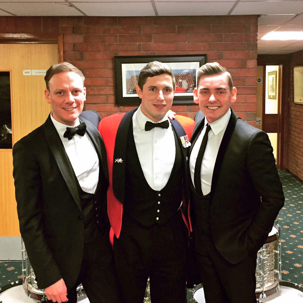 RT @Ecclestonshire: Last night at the 2 Lancs Ladysmith Dinner. @dannytaylor88 did a speech, he was well good. 👍👍 X http://t.co/WFVPgGxuHr