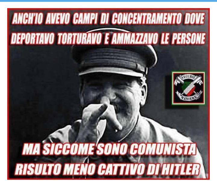 Risultati immagini per comunisti di mera
