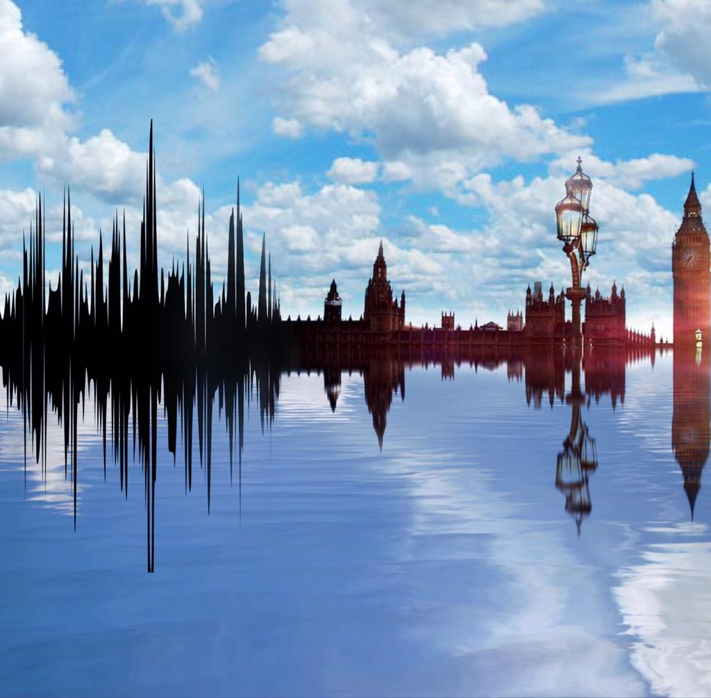 Sounds of London. http://t.co/tpMJZMuxPu http://t.co/feGhlmD5KL