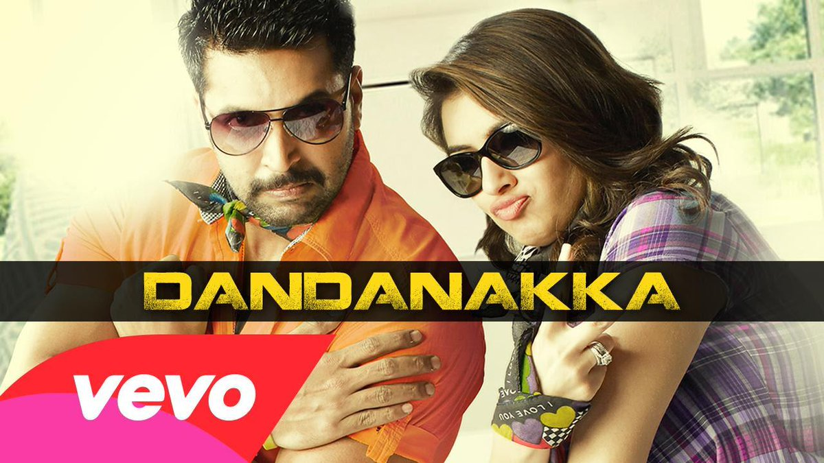 'Dandanakka' - Single track from Romeo Juliet released