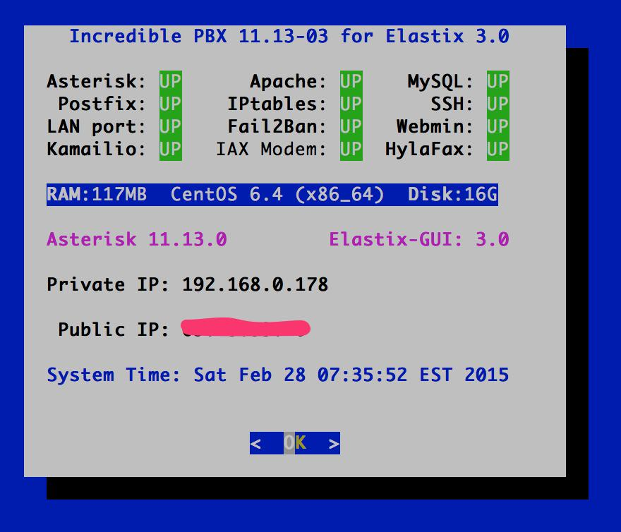 I HAVE A DREAM - Incredible PBX for Elastix | PIAF - Your own Linux