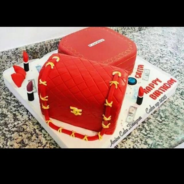 Cake Up Casablanca On Twitter Cartier Box Chanel Bag Red