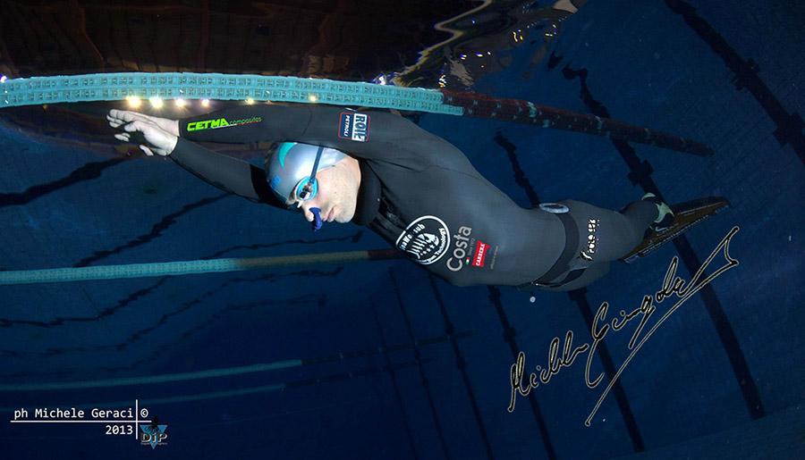 Mondiali di Apnea Outdoor ad Ischia: il salentino Michele Giurgola 2° nella disciplina Jump Blue