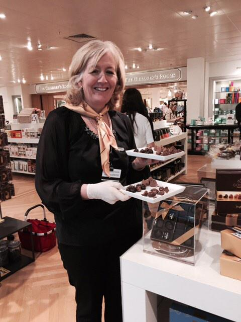 8978c8ffca237 Visit us on Level 3 at  BrownThomas  Dublin for delicious sampling from   DrCoysFoods