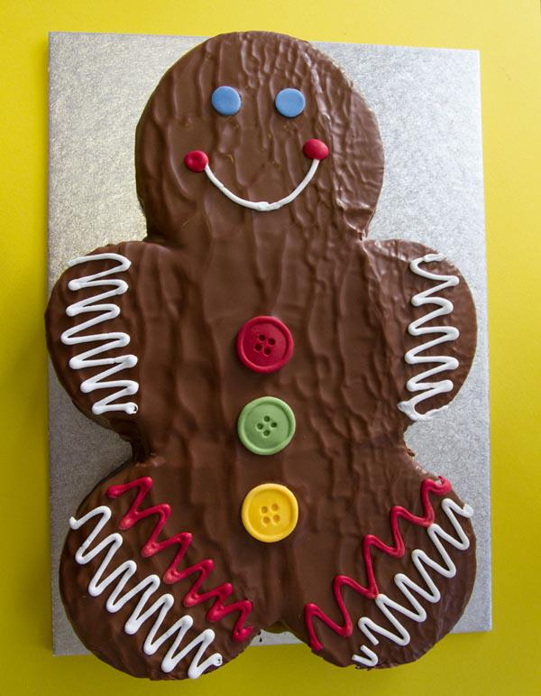 Asda On Twitter No Ginger No Bread But What A Cake Charlie The