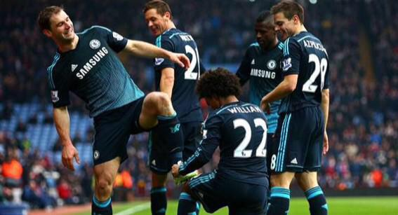 #CheIseaAtWembley  #OwnTheArch http://t.co/iAN9VhGEvc