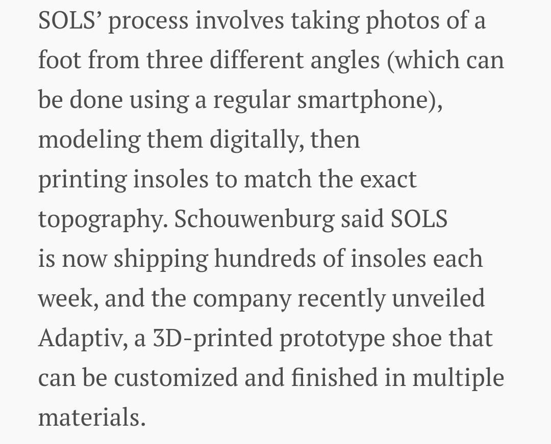 ce9980b8c2 ... soon be a fn of how good a photographer you are.  http://qz.com/352328/a-3d-printing-startup-backed-by-carmelo-anthony-wants-to-banish-shoe-sizes/  ...