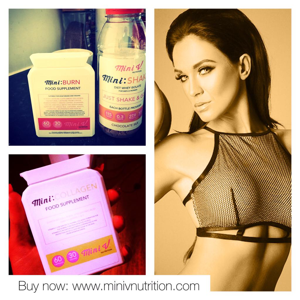 So proud of my lil @minivnutrition range. Love reading all these reviews http://t.co/8PstIHUsfx http://t.co/NRe75fKhUy