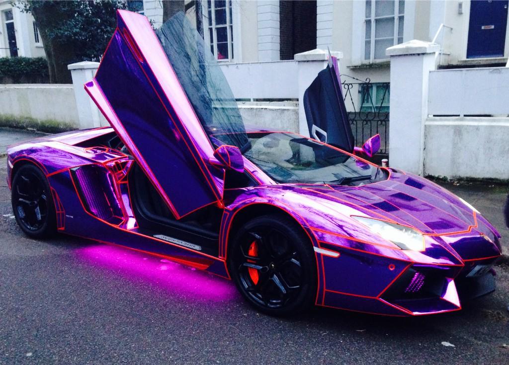 Cash For Cars Dallas >> Ksi Wrapped Lamborghini | ShowBiz