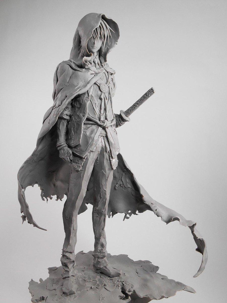 「刀剣乱舞」 山姥切国広(やまんばぎりくにひろ) http://t.co/tra8Cxi4rk