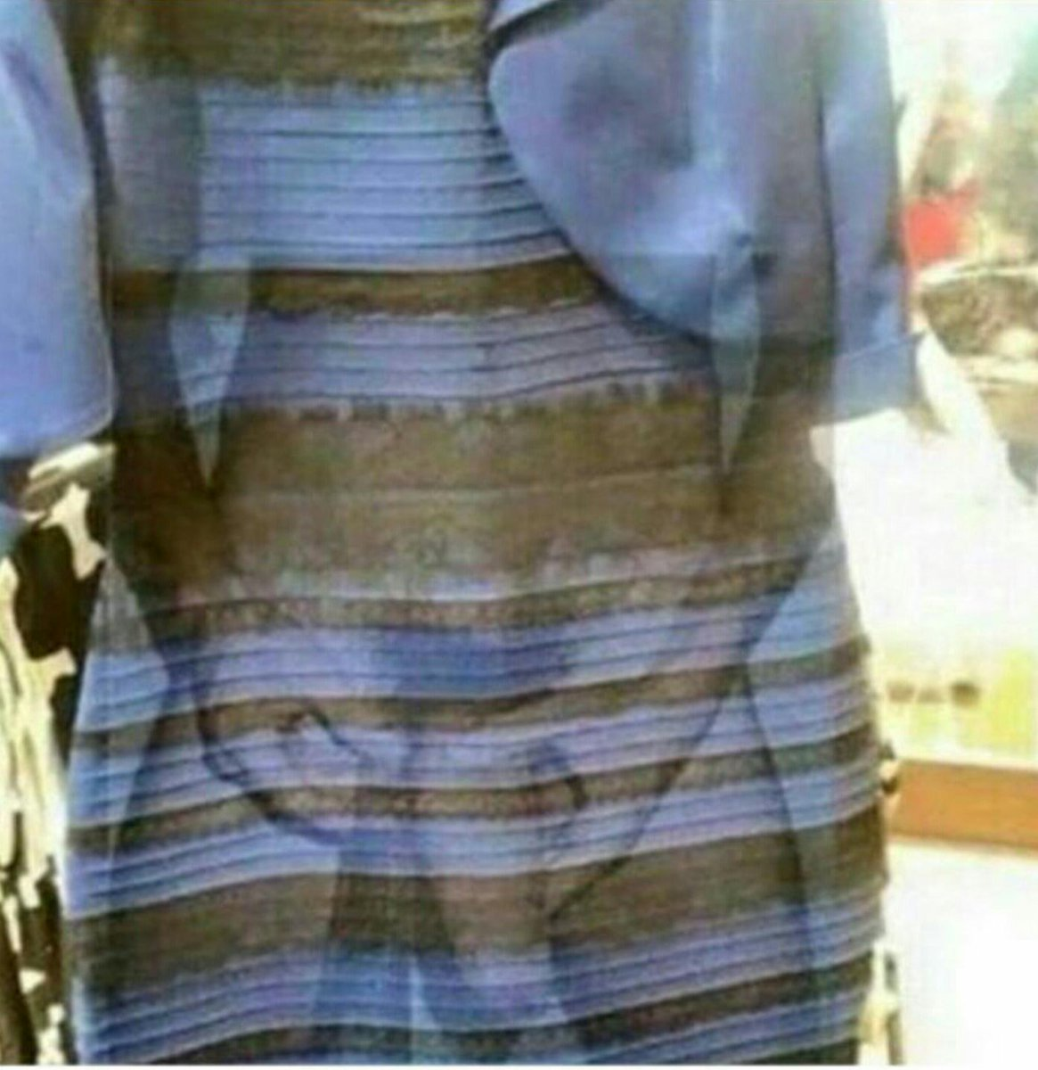 Jezucrihto Xd On Twitter La Puta Verdad Sobre El Vestido Q