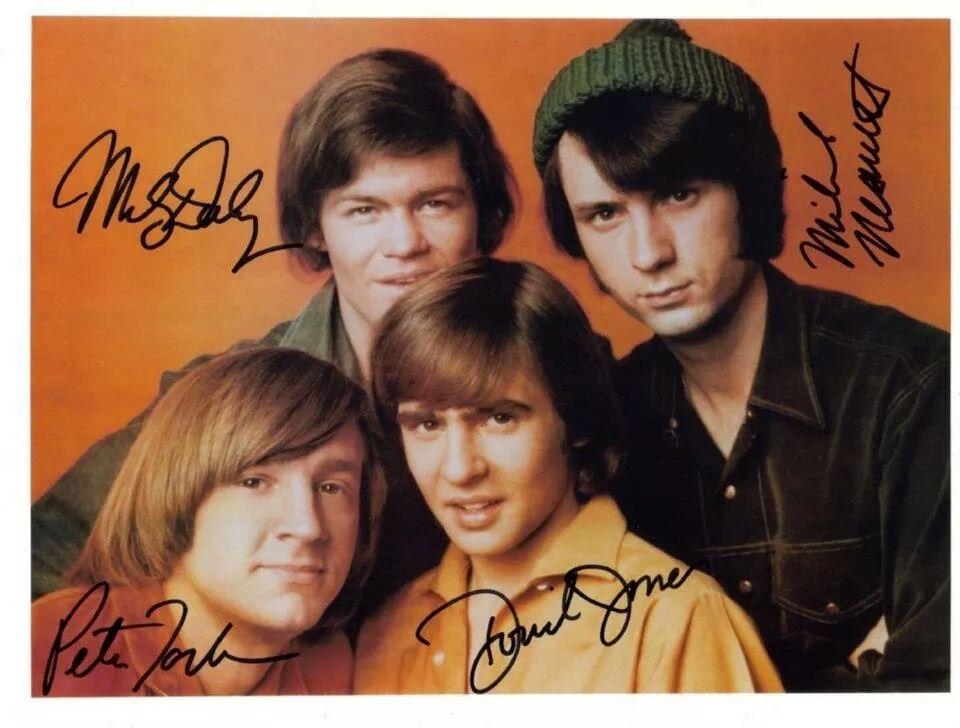 60's #Flashback - #TheMonkees #RIP ★Davy Jones★!!!! cc. @TheMickyDolenz1 http://t.co/mMOxMymPZc