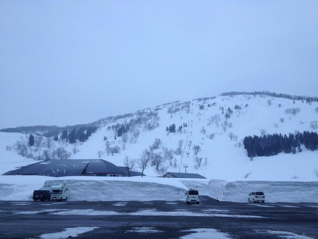 Myoko Snow Report 01 March 2015