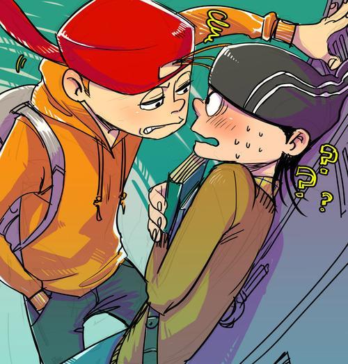Gay toon tumblr