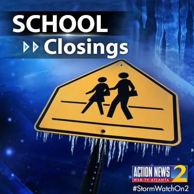 School closing: douglas county schools will be closed tomorrow due to